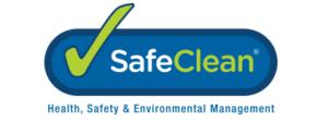 SafeClean logo